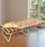 Кровати раскладушки с матрасом