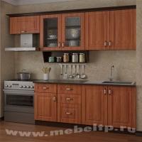 """Недорогая угловая кухонная мебель """"Классика"""""""
