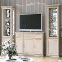 """Мебель для гостиной в классическом стиле """"Венето"""""""