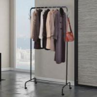 Вешалки гардеробные напольные