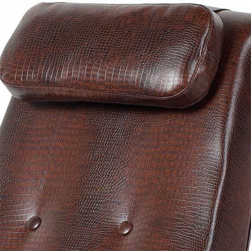 Кресло-качалка Блюз Экокожа (Crocodile)
