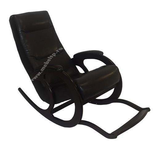 Кресло-качалка Блюз с подножкой КР-15