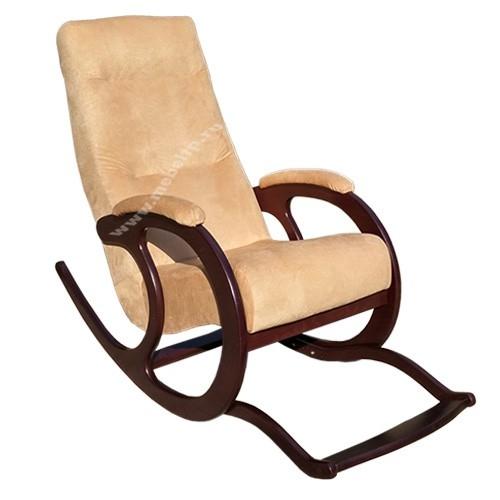 Кресло-качалка Блюз с подножкой КР-7