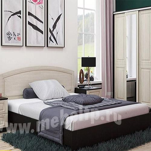 Кровать Сибирь-1400