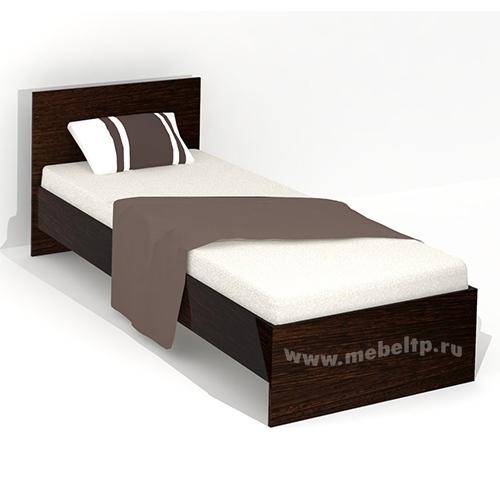 Кровать односпальная Румба
