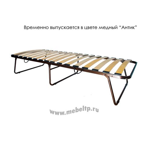 "Кровать раскладная на ламелях без матраса ""Луна - 3"""
