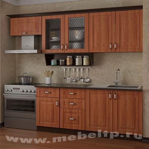 """Кухня """"Классика-3"""" (Правый вариант)"""