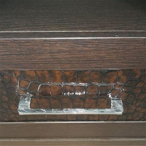Полка встраиваемая 1200 (1 стеклодверь) Парма-Люкс