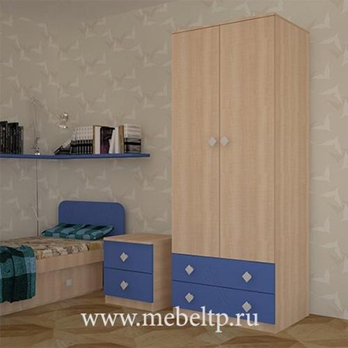Шкаф Жили-Были (Синий)