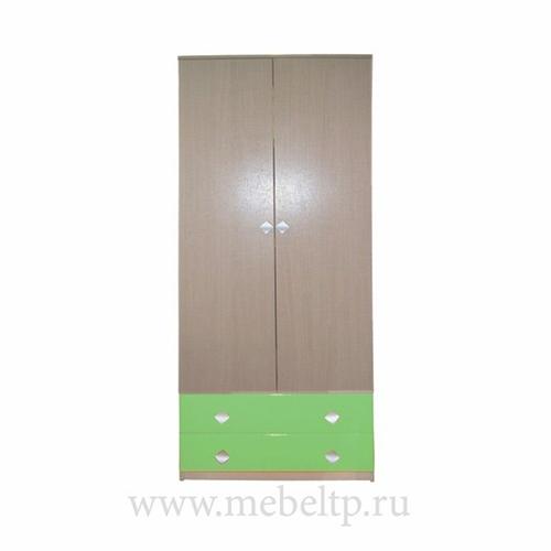Шкаф Жили-Были (Зеленый)