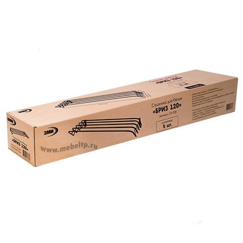 Сушилка для белья настенная «Бриз-120»