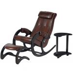 Кресло-качалка 3 в 1 Блюз Экокожа