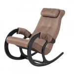 Кресло-качалка Блюз Экоткань (Brown)