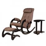 Кресло-качалка 3 в 1 Блюз Экоткань