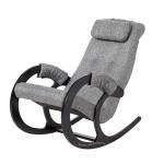 Кресло-качалка Блюз Экоткань (Grey)