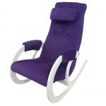 Кресло-качалка Блюз Ткань (Voilet)