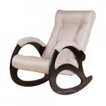 Кресло-качалка Джаз Экоткань (Beige)