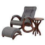 Кресло-качалка 3 в 1 Джаз Экоткань