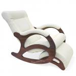 Кресло-качалка с банкеткой Соната (Cutis Cream)