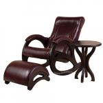 Кресло-качалка 3 в 1 Соната (Cutis Bordo)