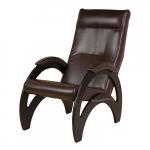 Кресло Сальса Экокожа (Chocolat)