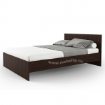 Кровать двухспальная 1200 Румба