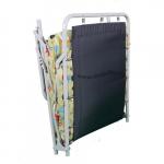 Кровать раскладная малая с полумягким матрасом «Соня-М1»