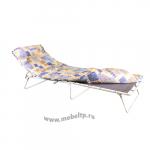 Кровать раскладная с полумягким матрасом «Соня-1»