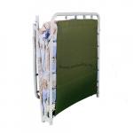 Кровать раскладная усиленная с полумягким матрасом «Соня-3»