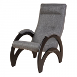 Кресло Сальса с банкеткой Экоткань (Grey)