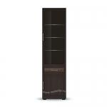 Шкаф 600 со стеклом Парма-Люкс