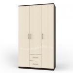 Шкаф для одежды 3-х дверный Румба