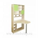 Шкаф-стол Жили-были (Зеленый)