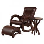 Кресло-качалка 3 в 1 Соната (Cutis Brown)