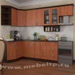"""Угловая кухня """"Классика-2"""" (Правый вариант)"""