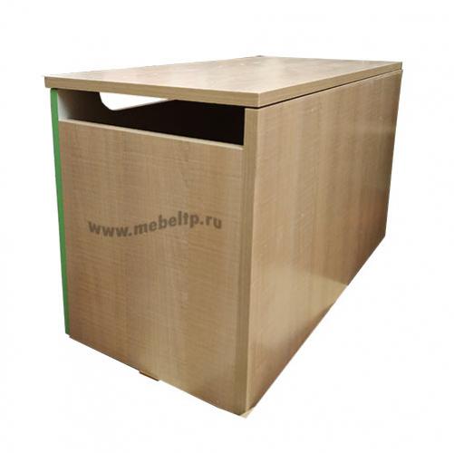 Ящик для игрушек Жили-Были (Синий)