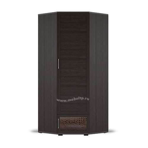 Угловой шкаф в гостиную и распашные шкафы для одежды