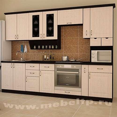 Кухня Беларусь прямая 1,6 - 3 метра
